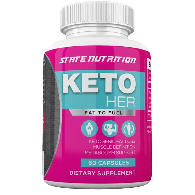 Keto Her - Ketogenic Weight Loss Formula for Women
