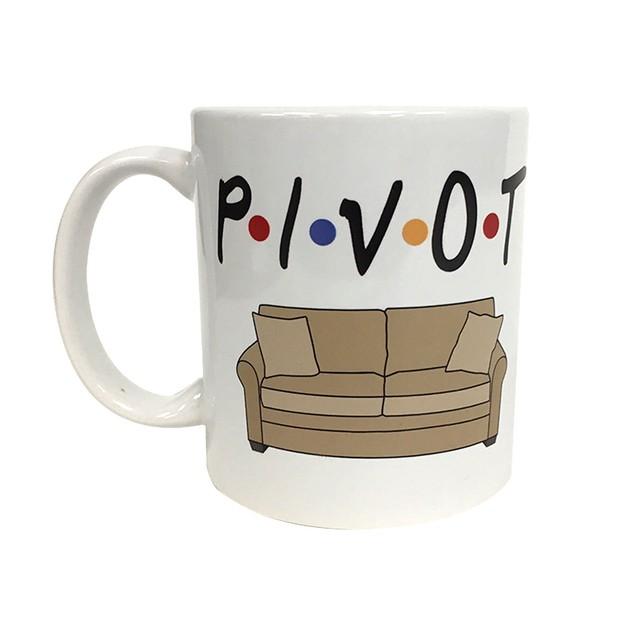 Pivot Sofa 11 oz Coffee Mug