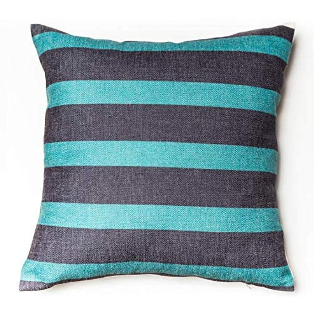 Warm Summer Pillow Covers Simple Garden Style Cushion Case
