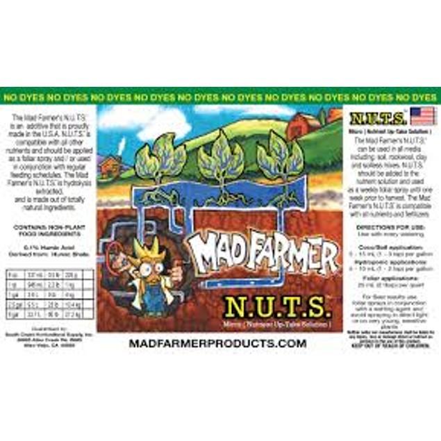 Mad Farmer Nutrient UpTake Solution (NUTS) Quart