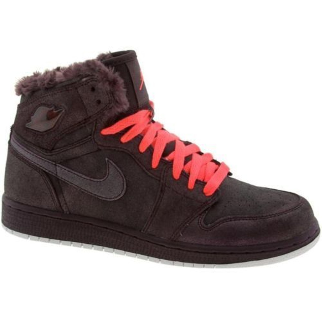 info for a226e 789a8 Girls Nike Air Jordan 1 I Big Kids g Retro High Premium (535804 608) ...