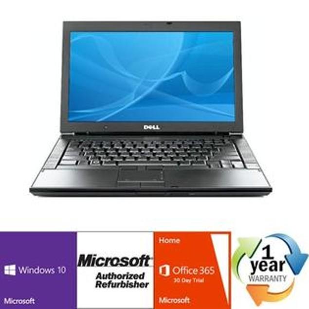 """Dell 14"""" Latitude E6400 Laptop (C2D 2.4Ghz, 4GB, 160GB, Win 10) - Grade A"""