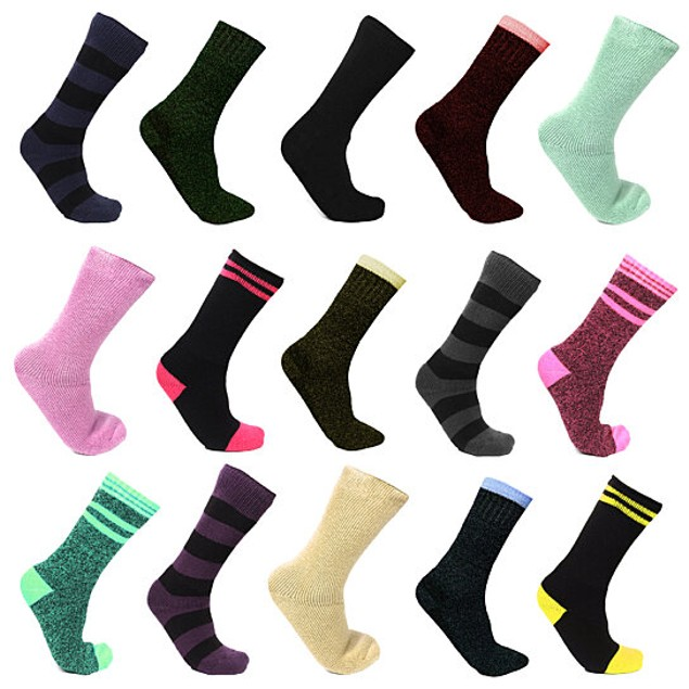 12-Pair Mystery Deal: Women's Mega Thermo Thermal Insulated Socks