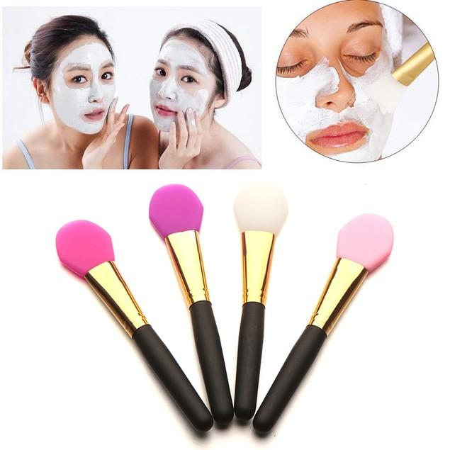 Super Facial Face Mask Mud Mixing Makeup Brush Applicator Tool