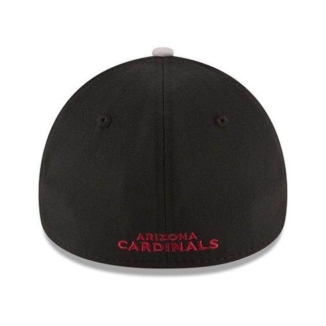 Arizona Cardinals NFL New Era 39Thirty Heather Stretch Fitted Hat
