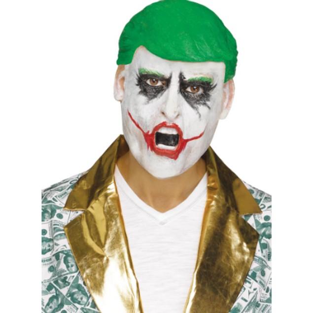 Combover Clown Mask Donald Trump Joker President USA Costume Halloween