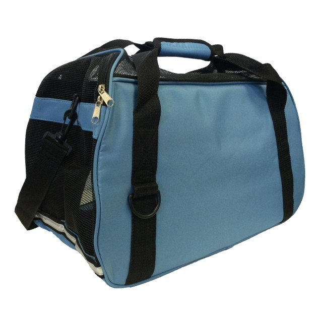 Airline Approved Altitude Force Sporty Zippered Fashion Pet Carrier