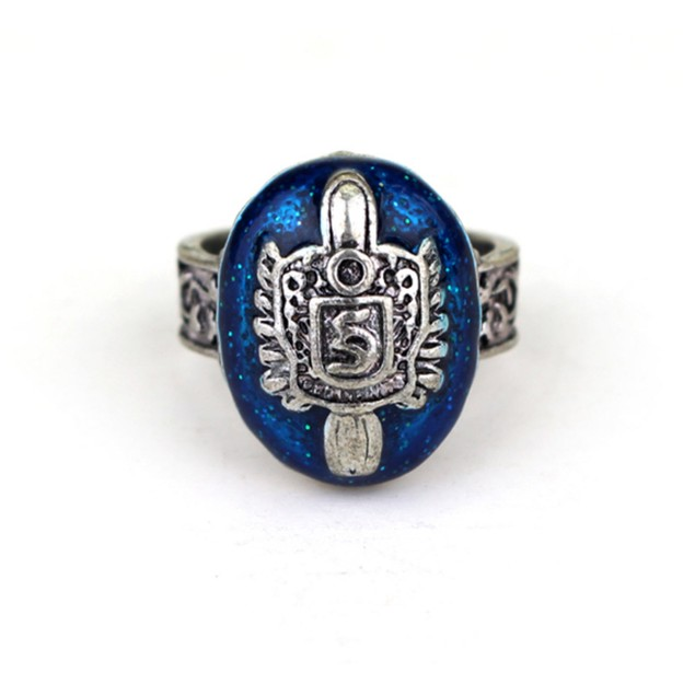 Stefan Salvatore Daylight Family Crest S Ring