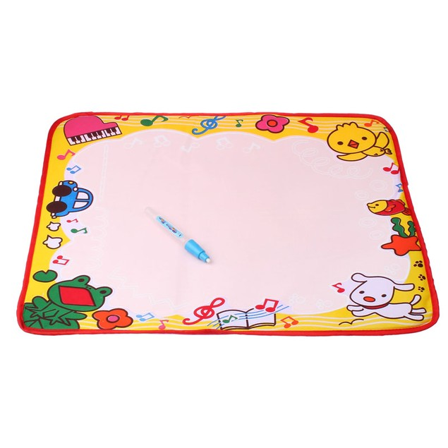 Kids Water Drawing/Painting Mat with Magic Pen