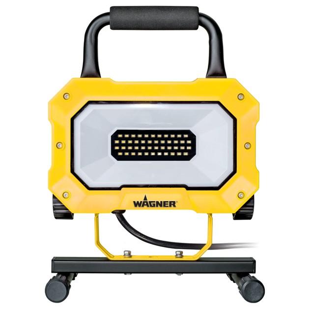 Wagner 1500 Lumen Portable LED Worklight 5000 Kelvin 19 Watts - 240027