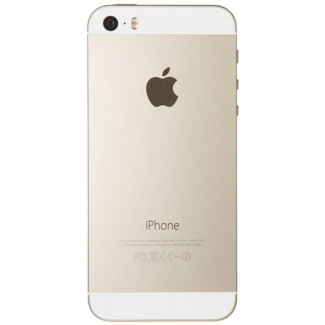 "Apple iPhone 5S 16GB 4"" 4G LTE GSM Unlocked,Gold(Refurbished)"