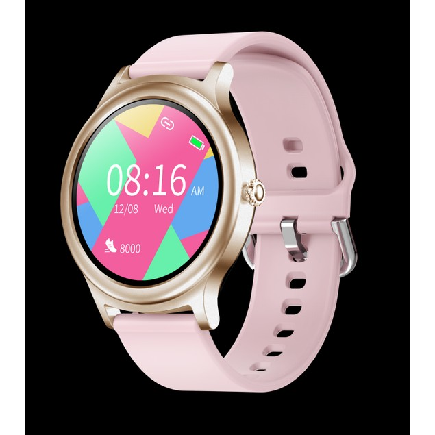 TouchTime Round - Full Screen SmartWatch