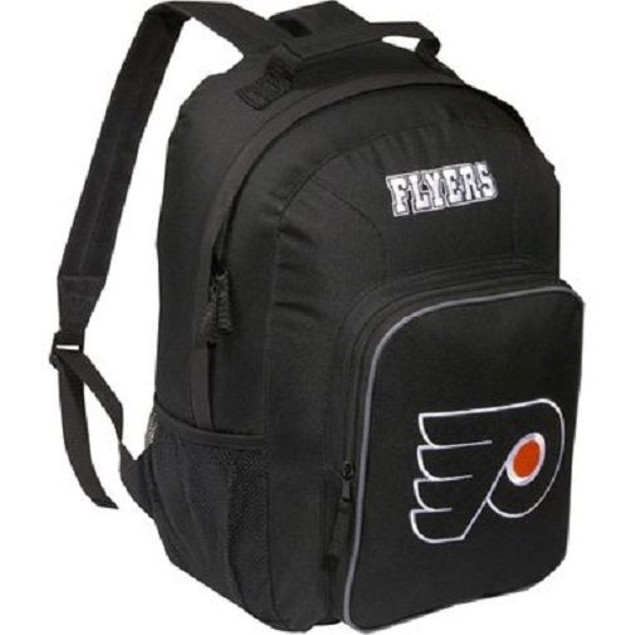 "Philadelphia Flyers NHL Concept One ""Southpaw"" Black Backpack"