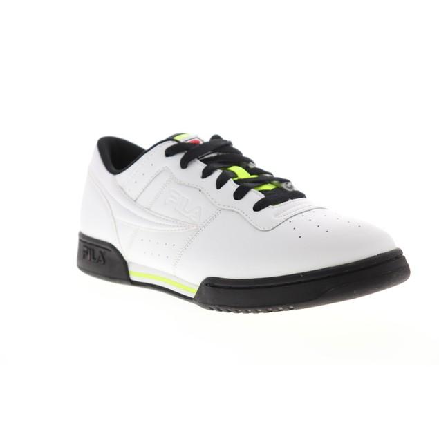 Fila Mens Original Fitness Logo Sneakers Shoes