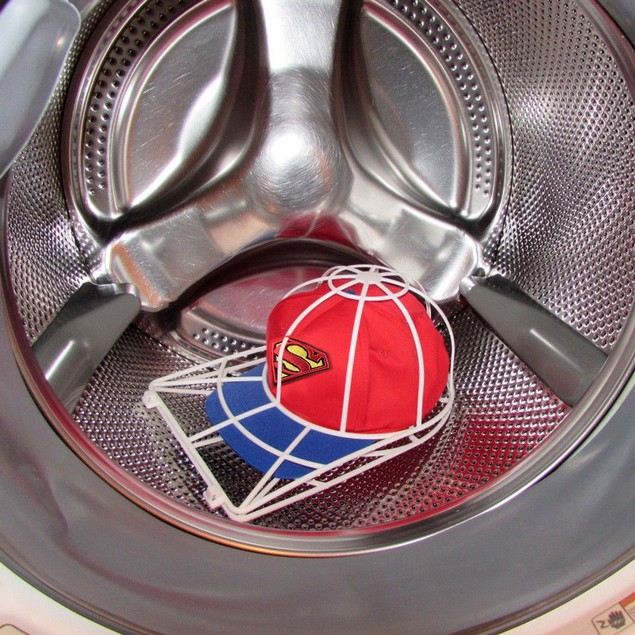 Ball Cap Washer For Washing Machines & Dish Washers, Visor Hat Cleaner