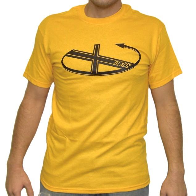 Team X Bladz T-Shirt Costume Brink! Movie Blades Xbladz Costume Skater Val