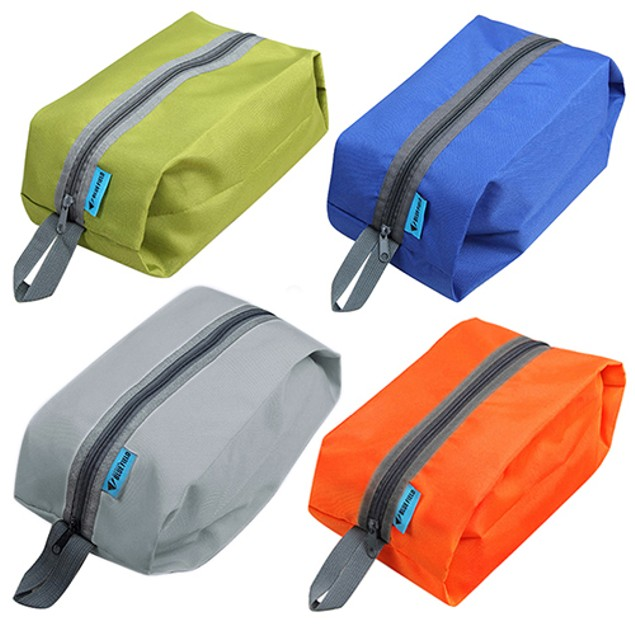 Waterproof Shoes Pouch Travel Outdoor Toiletry Makeup Storage Wash Bag