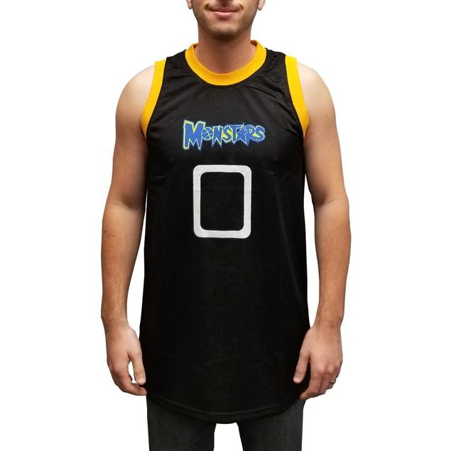 Monstars #0 Basketball Jersey