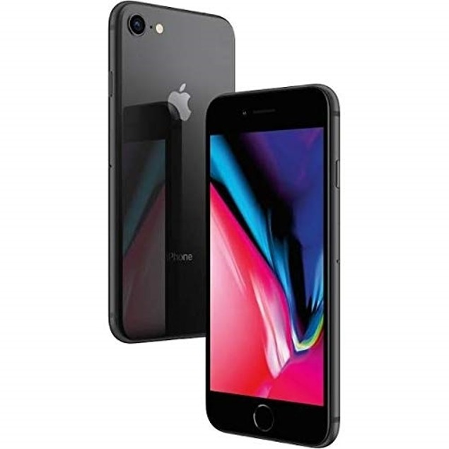 Apple iPhone 8 64GB 4G AT&T Locked, Space Gray (Certified Refurbished)