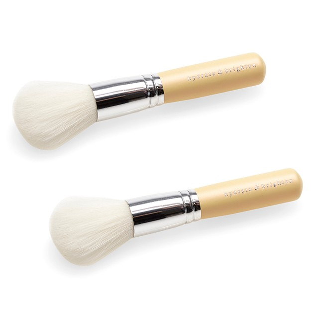 2-Pack Bare Escentuals Hydrate & Brighten Brush Facial Application