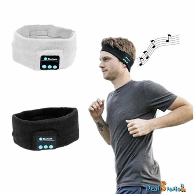 Wireless Bluetooth Winter Headband