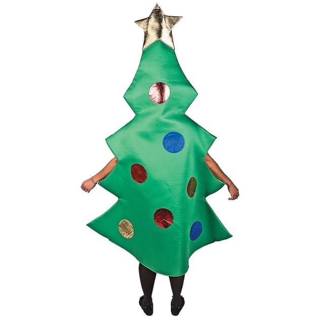 Christmas Tree Child Costume