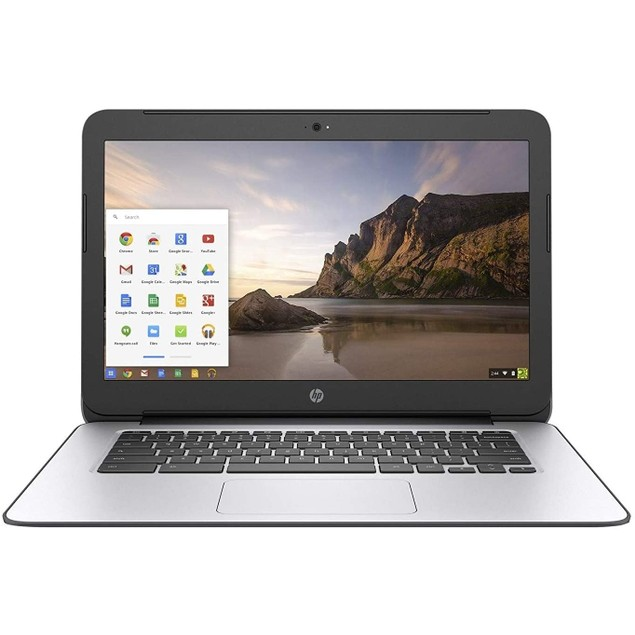 "HP 14"" Chromebook 14 G4 (4GB RAM, 16GB SSD) Black/Silver"