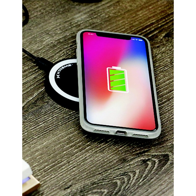 Xtreme Touch N' Charge QI Wireless Charger For IOS & Android Devices