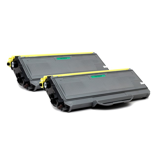 Brother TN360 Compatible Toner - 2 Pack