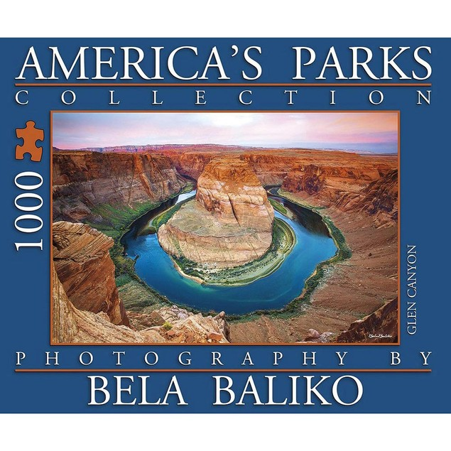 Bela Baliko America's Parks Glen Canyon 1000 Piece Puz, National Parks by B