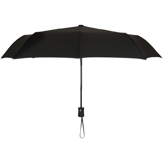 3-Pack - Heavy Duty Wind Resistant Compact Travel Umbrella
