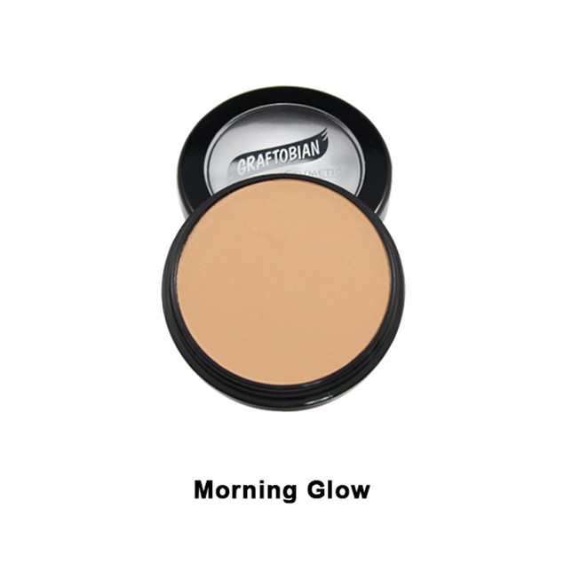 Morning Glow HD Glamour Creme Foundation 5 oz. Graftobian Cruelty Free USA