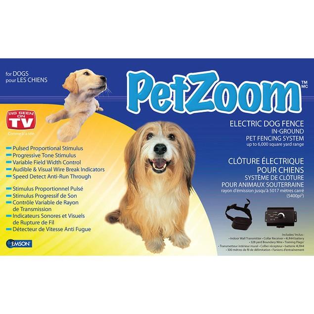 PetZoom Electric Dog Fence