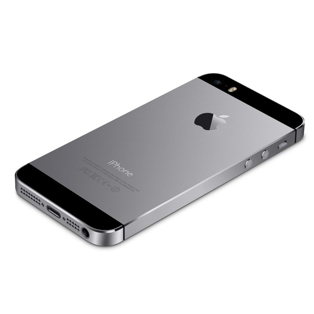 """Apple iPhone 5s 32GB 4"""" 4G LTE,Space Gray(Refurbished)"""