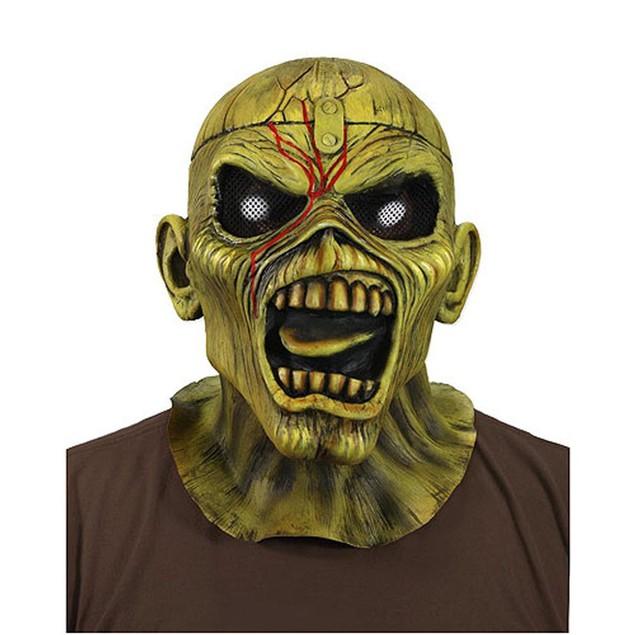 Eddie Piece Of Mind Iron Maiden Latex Mask