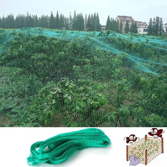 Anti Bird Protect Tree Net Fruit Crop Plant Garden Pond Netting Mesh