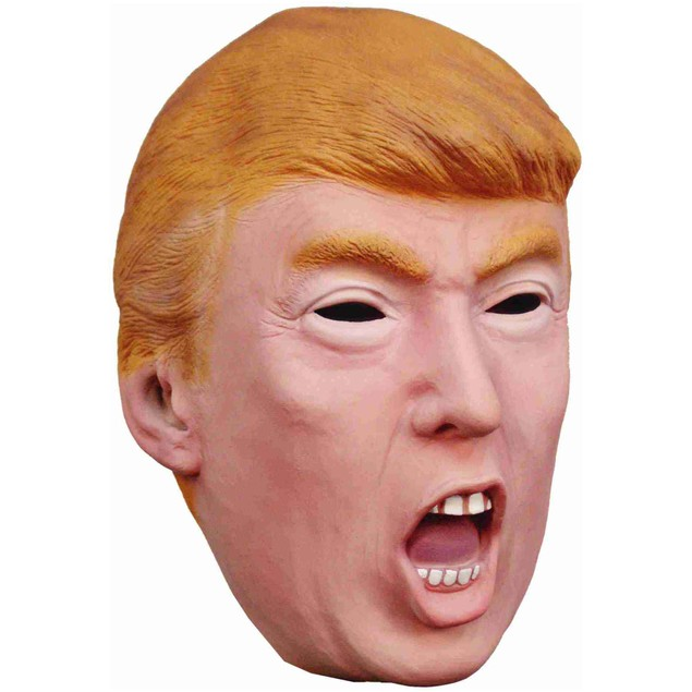 Donald Trump Billionaire Tycoon Mask