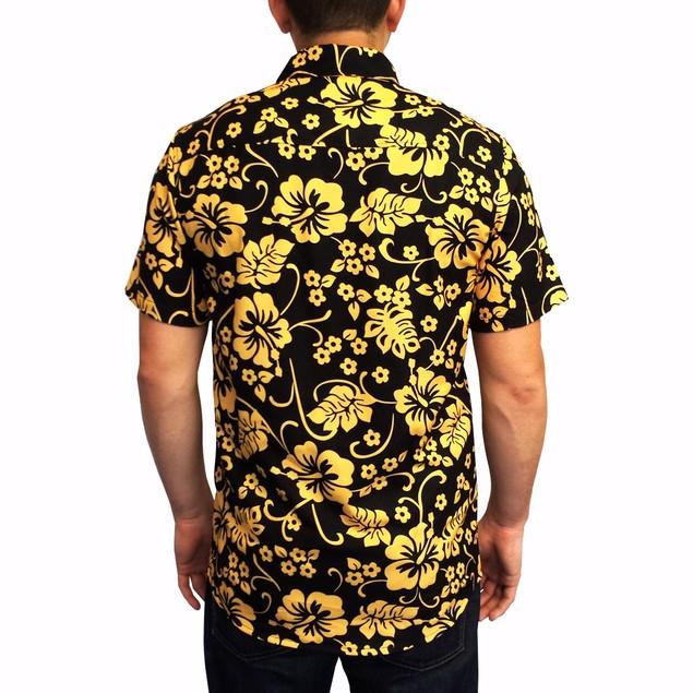 Raoul Duke Floral Shirt