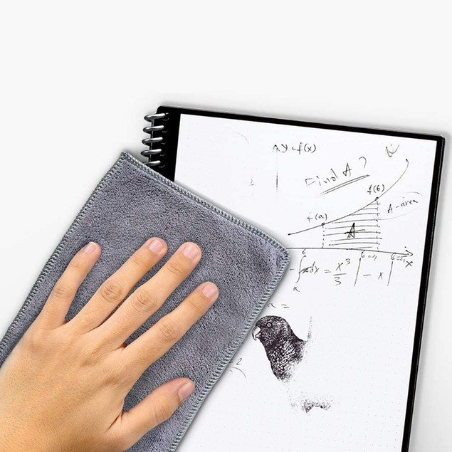 Rocketbook Fusion Smart Notebook w/ 1 Pen + PenStation (New Generation)