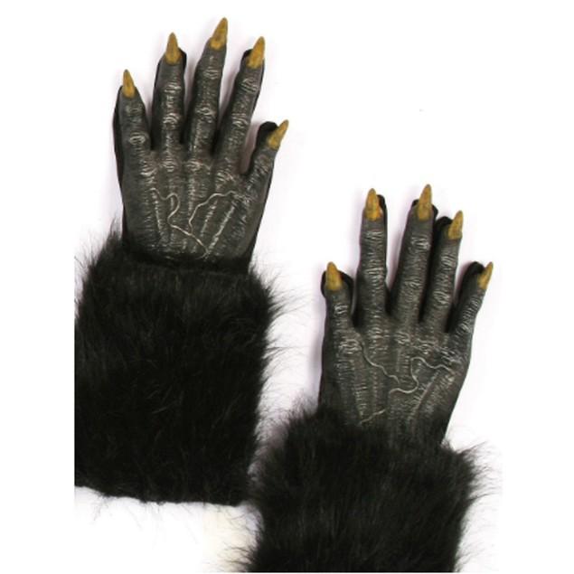 Werewolf Gloves - Black