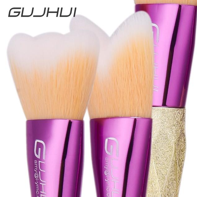 10PCS Make Up Foundation  Blush Cosmetic Concealer Brushes 127