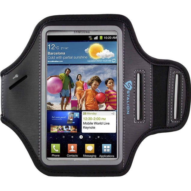 Stalion Sports Running Exercise Gym Armband Case for Samsung Galaxy S3