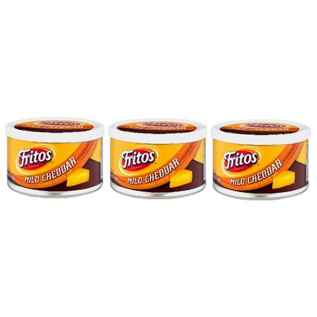 Fritos Mild Cheddar Dip 3 Jar Pack