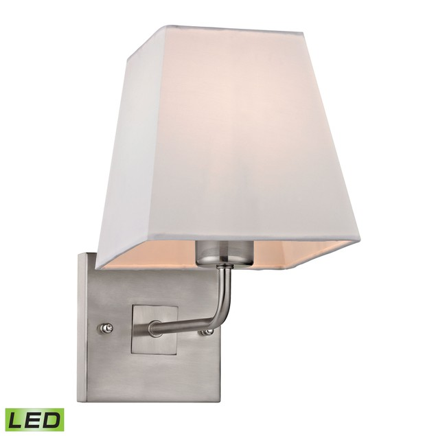 Elk Lighting Beverly 1 Light Led Wall Sconce In Wall Sconces
