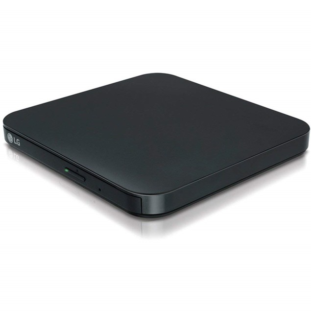 LG SP80NB80 8x DVD±RW DL USB 2.0 Ultra-Slim Portable External Drive