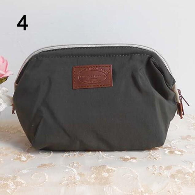Waterproof Nylon Beauty Travel Cosmetic Bag