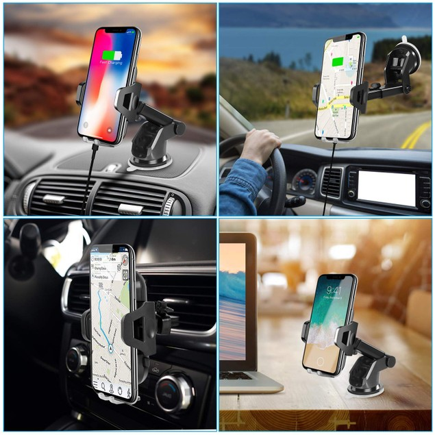 Universal Strong Car Mount for Mobile Phones