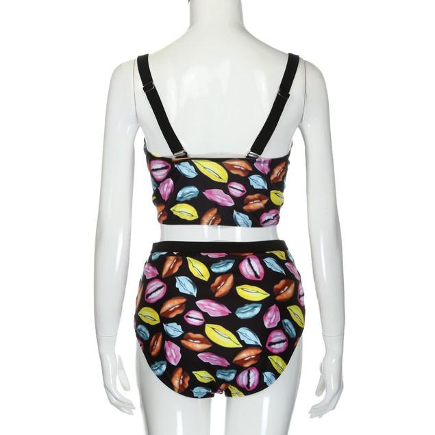 Women One-Piece Swimsuit Beachwear Swimwear Push Up Bikini Bathing Suit