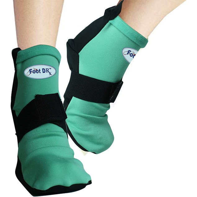 Hot Cold Therapy Foot Wraps Universal Size for Leg Pain Relief