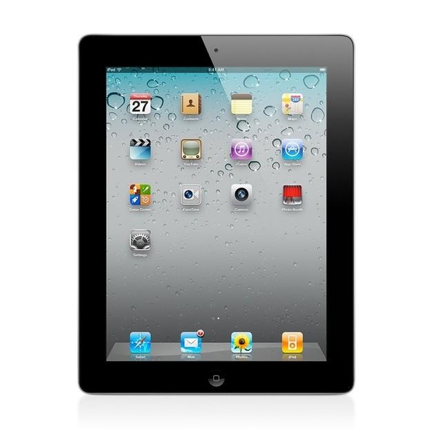 Apple iPad 2 MC770LL/A (32GB Black WiFi) - Grade A